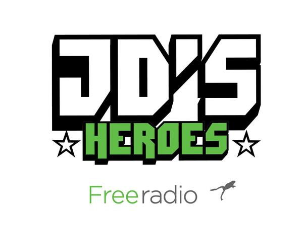 JDsHeroes White