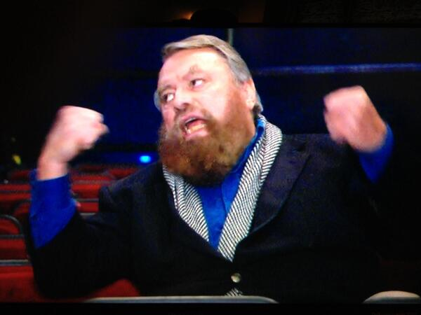brian blessed tvc