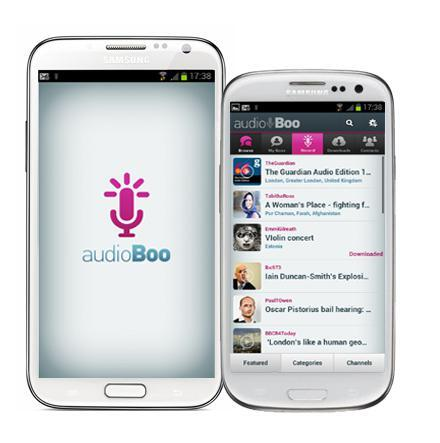 audioboo android