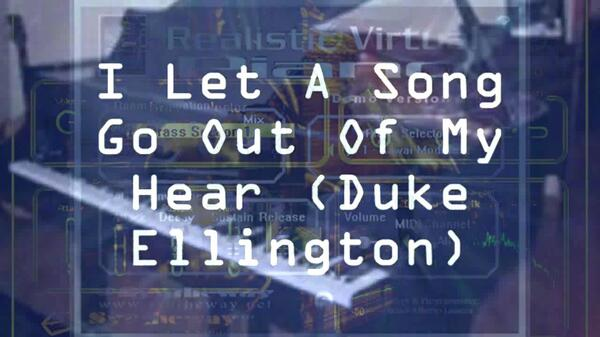 I Let A Song Go Out Of My Heart Duke Ellington RVP-AB