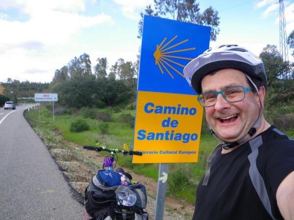 Camino de santiago - via de la plata - March 2013 232
