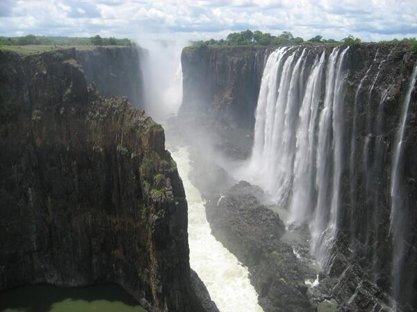 Vic Falls Zambia