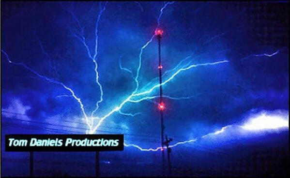 Tom Daniels Productions Logo