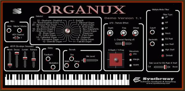organux full
