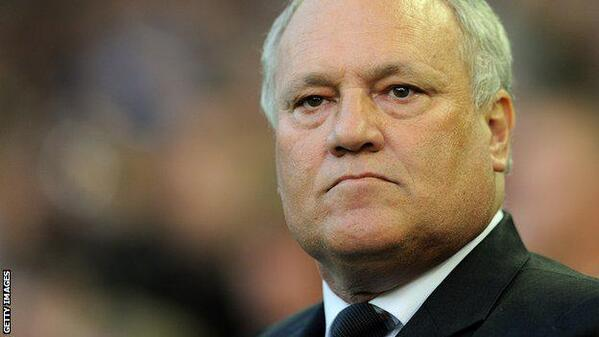 martin jol getty
