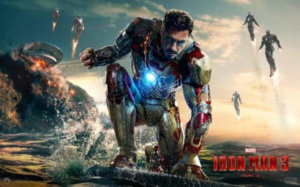 iron man 3 movie-wide
