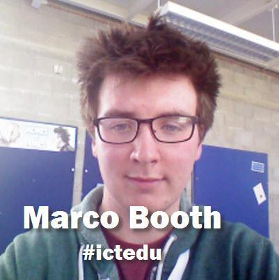 Marco Booth