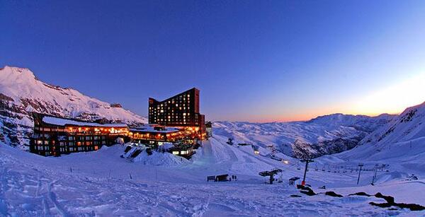 Chile-Valle-Nevado