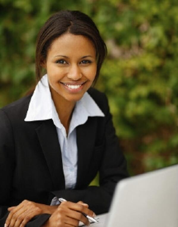 black business woman with pen1 kfvm