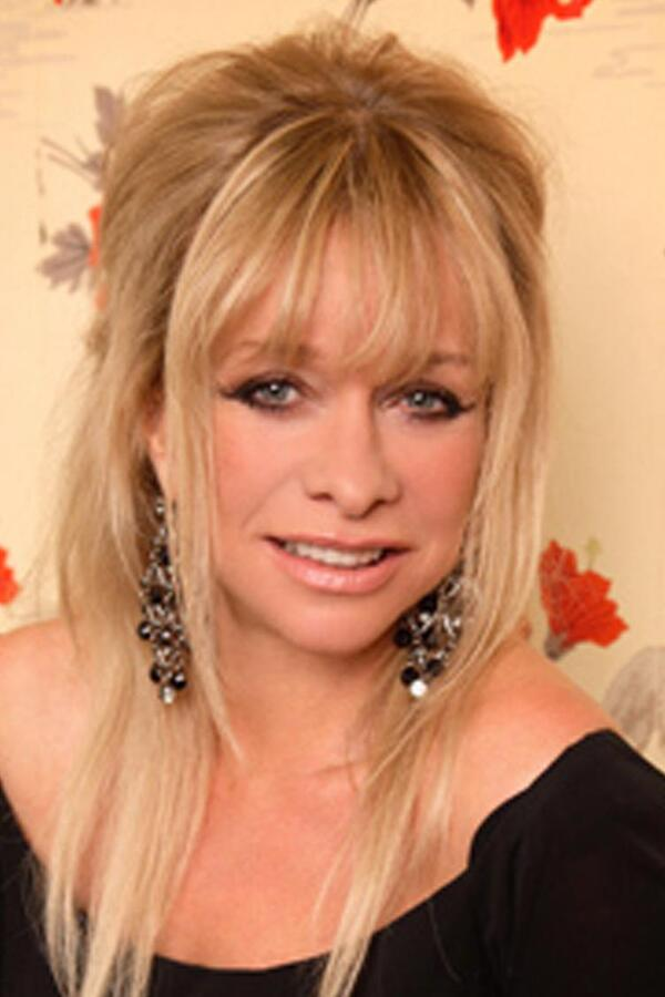 Jo Wood black dress 1