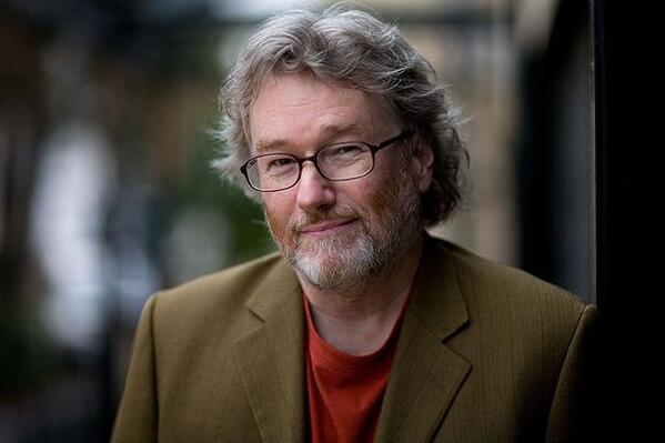 Iain Banks - Author Image