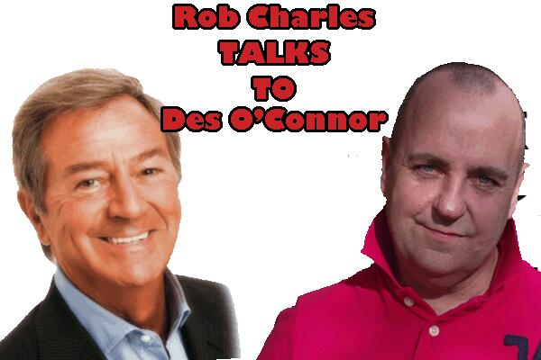 Rob Charles talks to Des