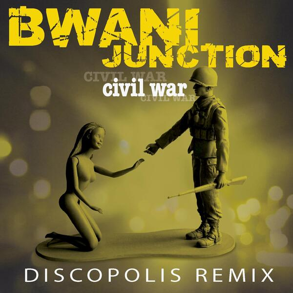 Civil War Discopolis Cover