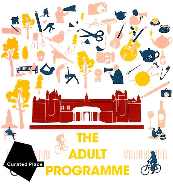 The Whitworth Adult Programme CP logo