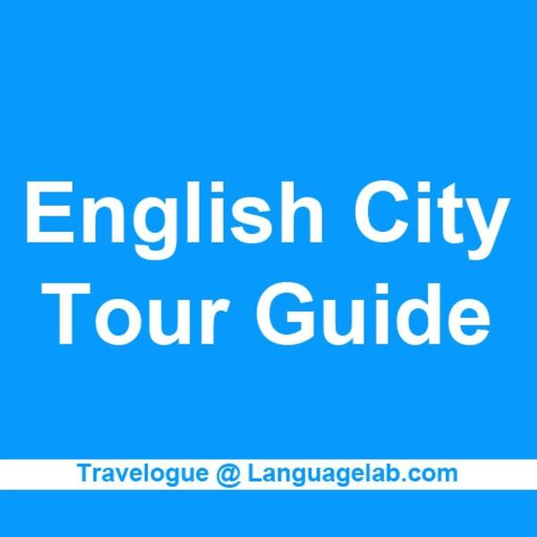 English City Tour Guide