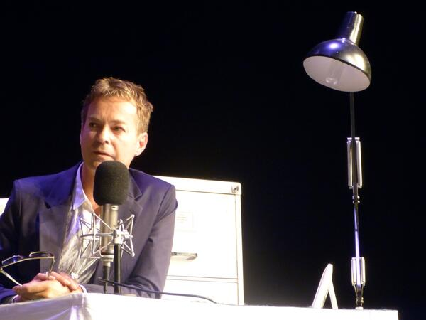 Secret Comedy Podcast - 17 August 2013 - 19 - Julian Clary