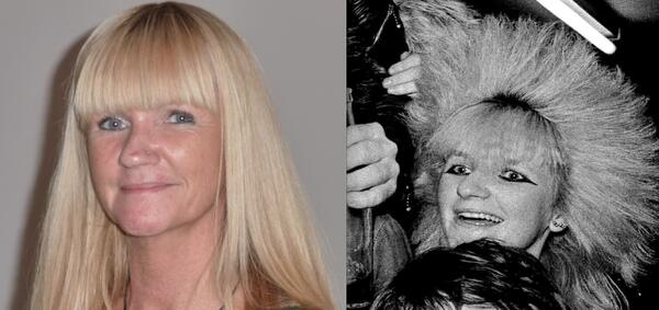 Karen Bently now and then