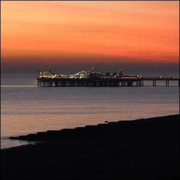 sunset over brighton pier 3 330x330