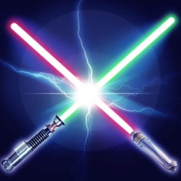 lightsaber duel full icon