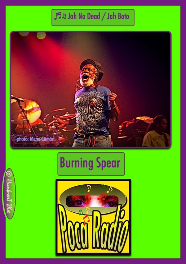 Jah Boto - Burning Spear