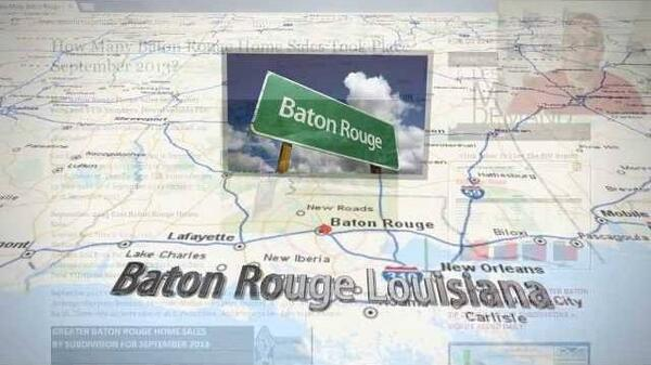 Baton Rouge Real Estate How Many Home Sales In September 2013