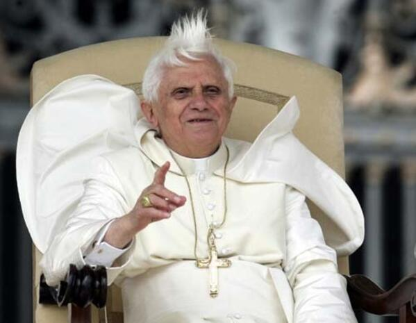 Engel Papst Ratzinger 1