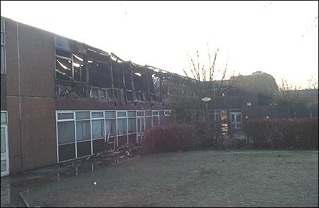 sinfin school fire 04 460x300