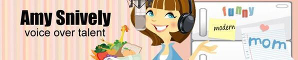 Amy Snively voiceovers