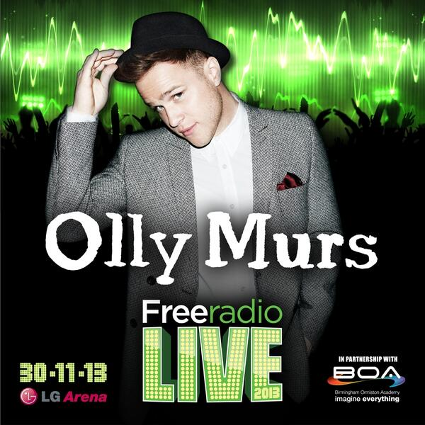 OLLY MURS - Facebook Posts