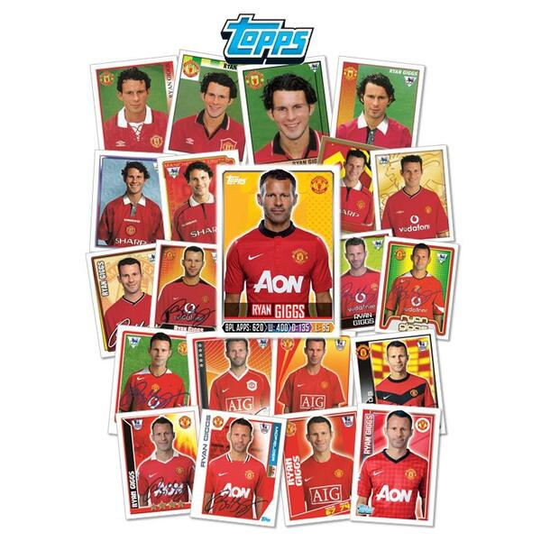 Ryan Giggs collage v4