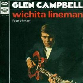Glenn Campbell - Wichita Lineman