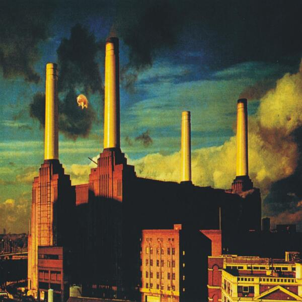 PinkFloyd-Animals Front