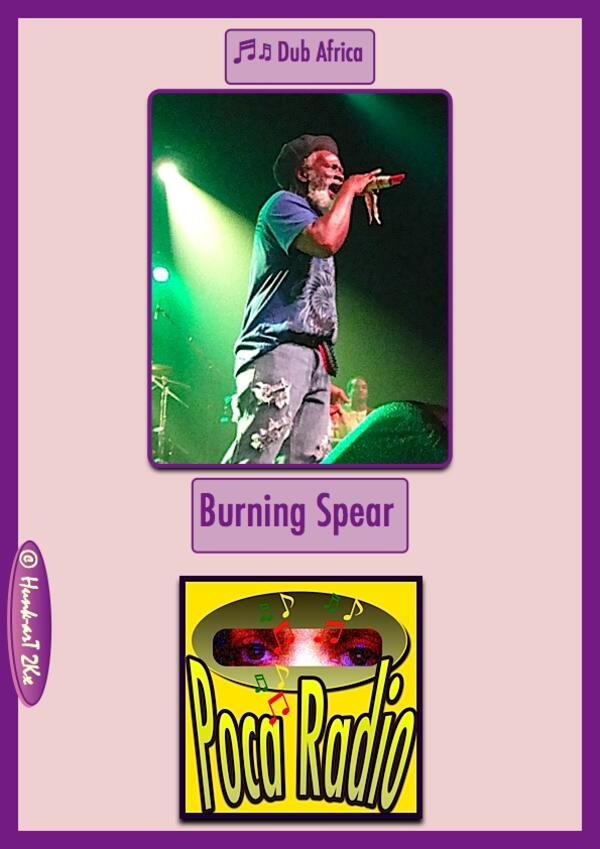 Dub Africa - Burning Spear