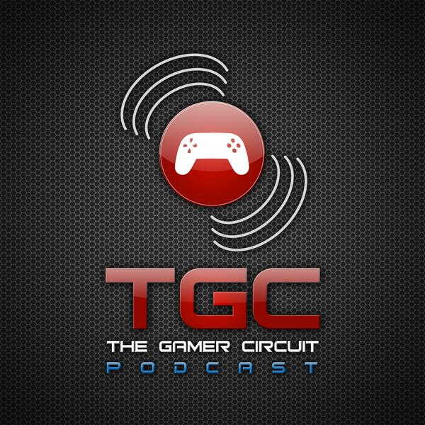 The Gamer Circuit - Podcast Logo V 2