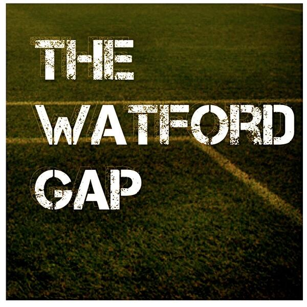 THE WATFORD GAP LOGO