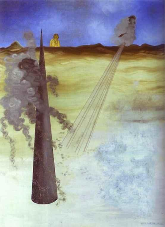 Yves Tanguy-I Came Like I Promised