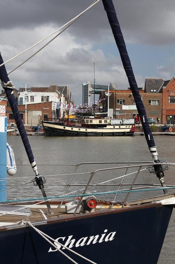 Hull Marina