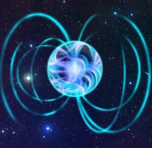 Magnetar with very complicated magnetic field