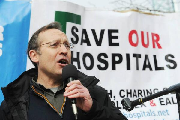 Andy save our hosp