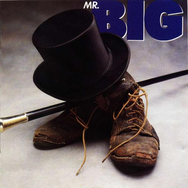 mr.big self titled