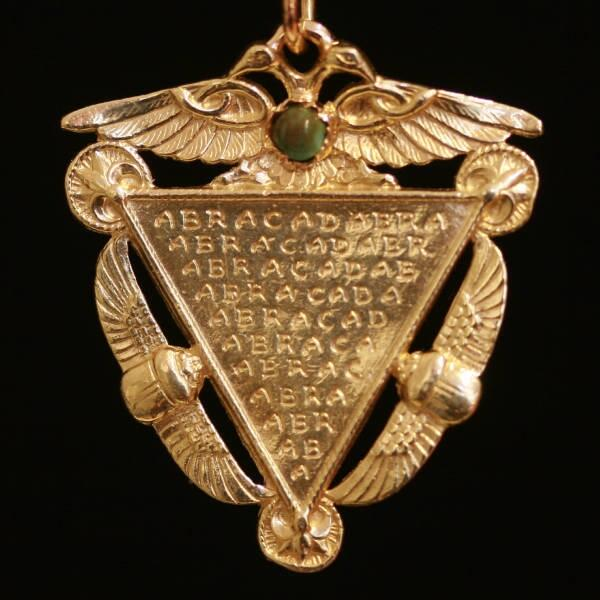 Victorian-pendant-in-neo-Egyptian-style-with-esoteric-abracadabra-text-by-Victor-Hugo-10074-3952.p00