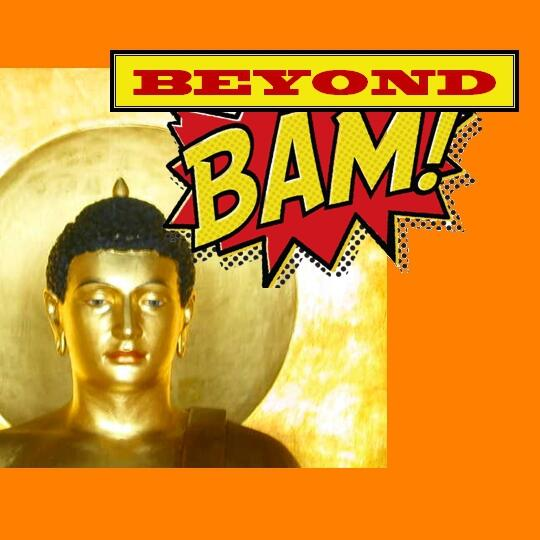 beyond BAM logo orange
