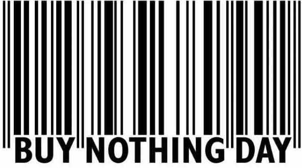 buynothingday bar code