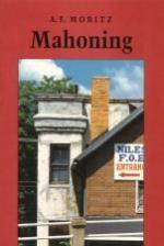Mahoning by A.F. Moritz