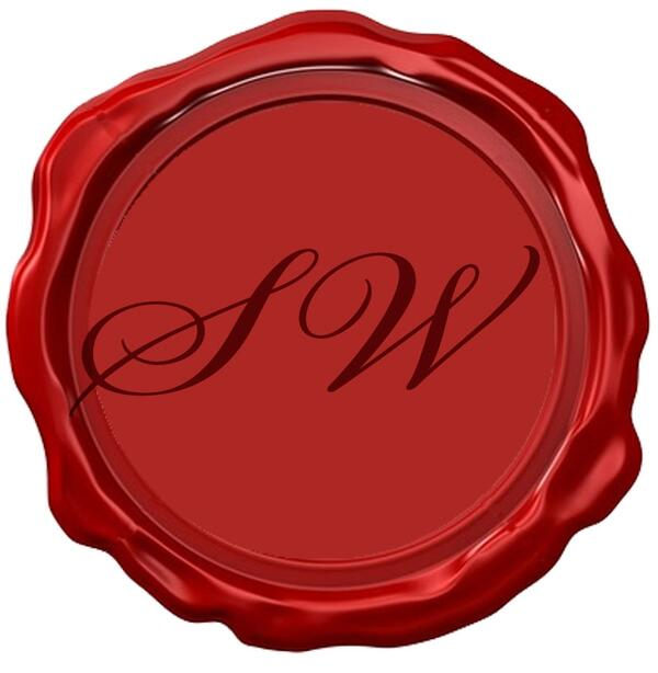 Logo Wax Seal with Initials
