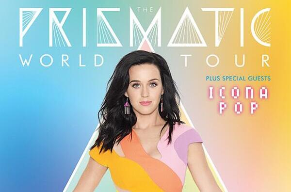 katy perry prismatic