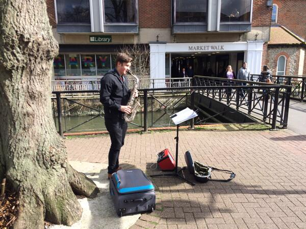 I love listening to buskers too. omaniblog.m4a
