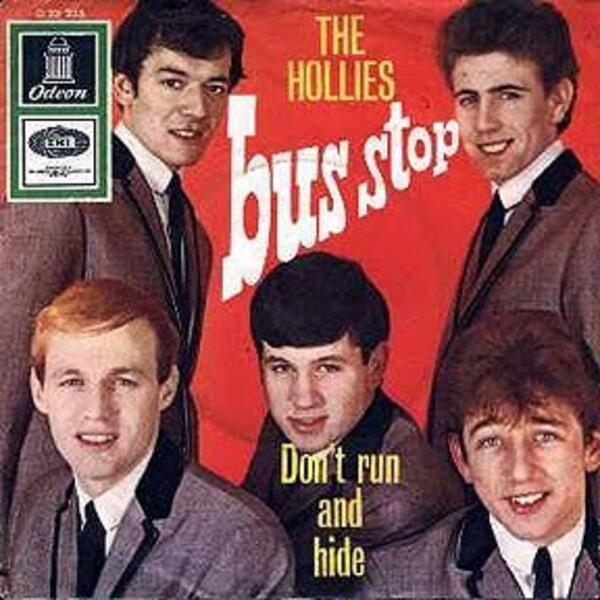 the hollies-bus stop s
