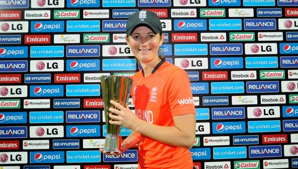 Charlotte Edwards Bangladesh