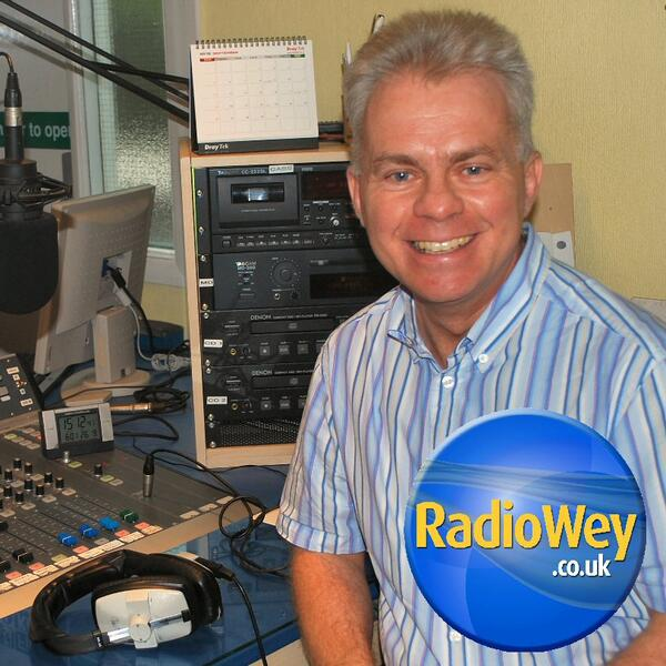 Male Presenter of the Year nomination - Andy Brown Radio Wey
